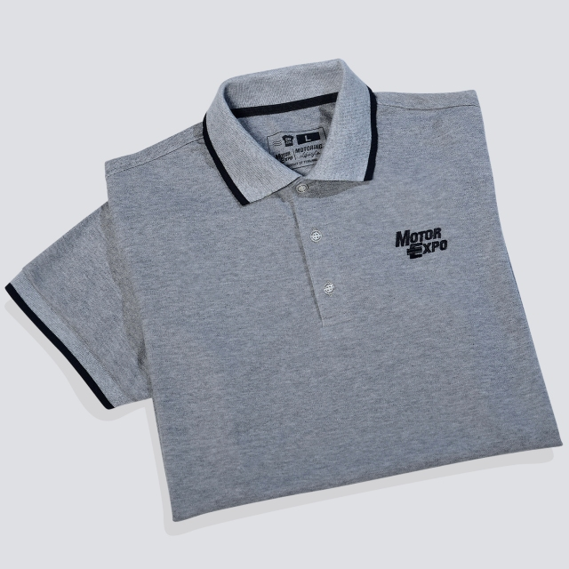 POLO SHIRT CLASSIC COLLECTION 2020 | GREY